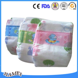 Comfortable Disposable Baby Diaper with Quick Absorbtion pictures & photos