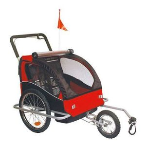 High Quality Baby Bicycle Trailer with European Standard pictures & photos