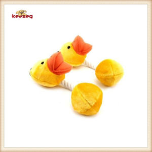 Small Duck Plush &Stuffed Squeaky Pet Toy for Dog pictures & photos