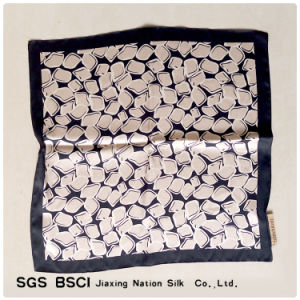Digital Printing Silk Handkerchief
