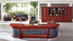 Small Order Acceptable Executive Office Table Specifications Foh-A88423 pictures & photos