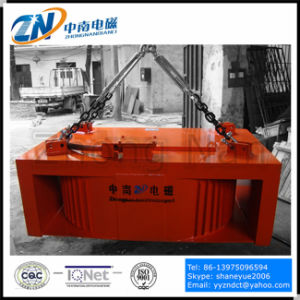 Manual Discharging Rectangular Electromagnetic Separator Mc23-5035L pictures & photos