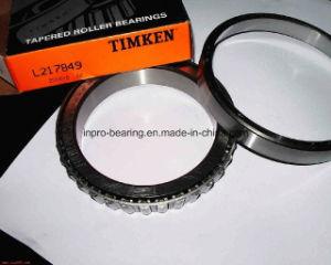 Truck Bearing Excavator Bearing Timken Tapered Roller Bearing L217849/200608 pictures & photos