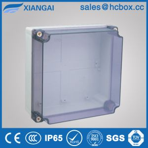 Waterproof Junction Box Plastic Screws Junction Box IP65 200*200*80mm pictures & photos