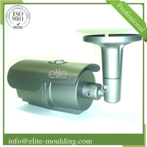 PMMA Plastic Injection +Aluminum Die-Casting Parts/Moulds for Camera pictures & photos