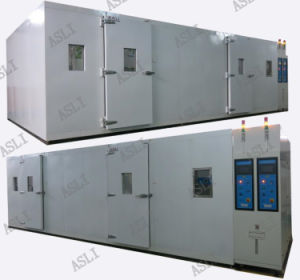 Constant Walk in Climate Test Chamber for Temperature Thermal Cycling Test pictures & photos