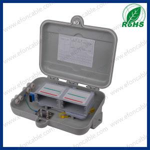 IP65 32core Fiber Optical Plastic Distribution Box (SMCPLC32Z) pictures & photos