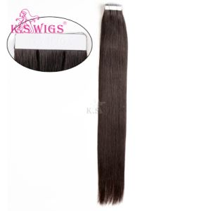 High Class Wholesale Price Virgin Remy Human Tape in Hair pictures & photos