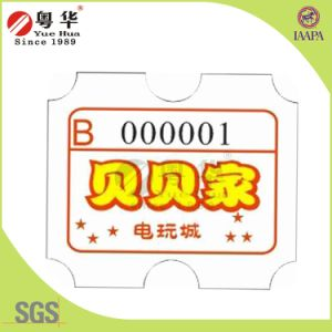 Amusement Accessories Ticket for Game Machine pictures & photos