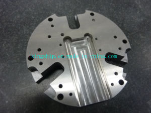 High Precision Customized Aluminum Spare Parts, Turned Parts CNC Services pictures & photos