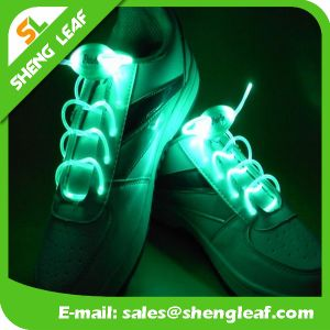 LED Special Easy Soft Light Dance Personality Shoelace (SLF-NS002) pictures & photos