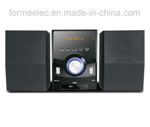 2.0CH Mini DVD Micro System DVD Combo Player pictures & photos
