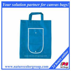 Non-Woven Fold up Bag Market Bag pictures & photos