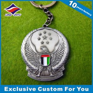 UAE National Day Falcon Metal Key Chain as Promotional Gifts pictures & photos