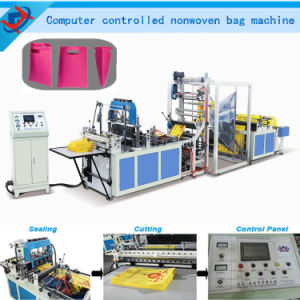 Best Nonwoven Fabric Bag Making Machine pictures & photos