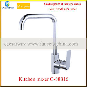 New Arrival Modern Single Handle Bathtub Mixer&Faucet pictures & photos