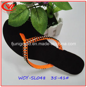 Ladies Summer Casual Shoes EVA Slipper for Women pictures & photos