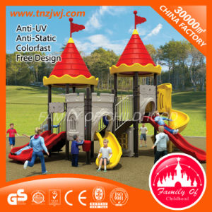 Kids Commercial Fashion Design Children Outdoor Plastic Playground pictures & photos
