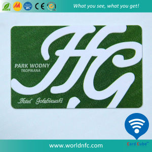 125kHz Low Frequency Read and Writable T5577 PVC RFID Smart Card pictures & photos