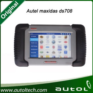 2016 Original Professional Autel Maxidas Ds708 Auto Diagnostic Scanner pictures & photos