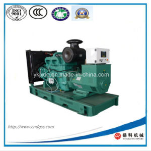 Newly Customized Cummins Engine 440kw/550kVA Diesel Generator pictures & photos