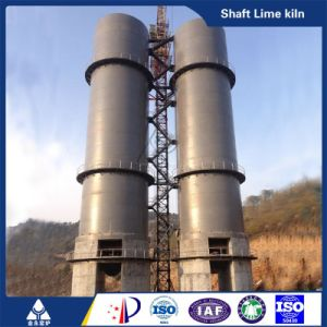 Refractory Tunnel Kiln Vertical Shaft Lime Kiln/Quick Lime Production Plant pictures & photos
