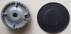 Three Burner Gas Burner (SZ-LX-251) pictures & photos