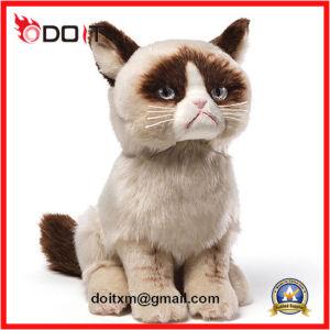 Gund Grumpy Plush Cat Custom Stuffed Plush Animal Toy pictures & photos