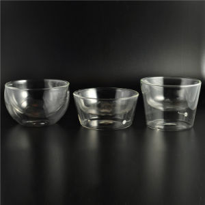 Wholesale 250 Ml Double Wall Glass Cup pictures & photos