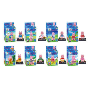 Cartoon Pink Pig Model Mini Figures Building Blocks 10245782 pictures & photos