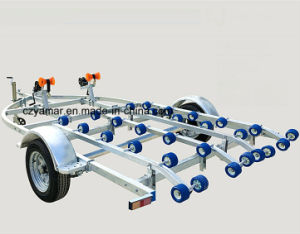 4.2m Double Jet Ski Trailer pictures & photos