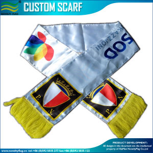 World Cup Sports Team Promotional Football Fan Scarf (M-NF19F10005) pictures & photos