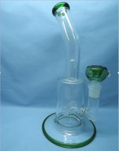 Pyrex Glass Smoking Water Pipes for Tobcco Use