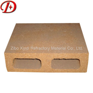 Refractory Double Hole Brick for Kiln Car pictures & photos