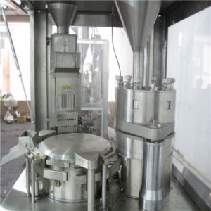 Powder Filling Capsule Filling Machine pictures & photos