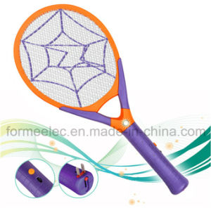 Rechargeable Mosquito Swatter with LED Light pictures & photos