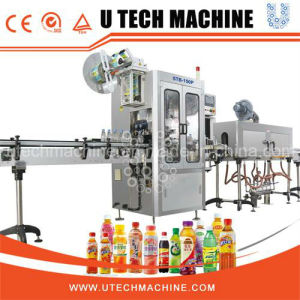 Automatic Pet Bottle Sleeve Labeling Machine pictures & photos