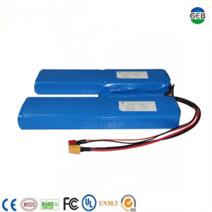 CE/UL Approved 58.5V 2900mAh 178wh Lithium Wheelbarrow Battery pictures & photos