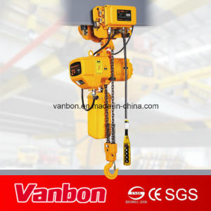 2 Ton Motorized Trolley Type Electric Hoist pictures & photos