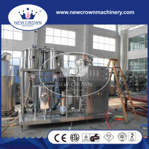 High Ratio SUS304 Soft Drink CO2 Mixing Machine pictures & photos