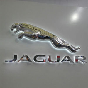 Outdoor 3D LED Backlit Illuminated Car Brand Logo Sign pictures & photos