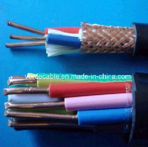 Flame Retardant Copper Wire Shield Electric Control Cable pictures & photos