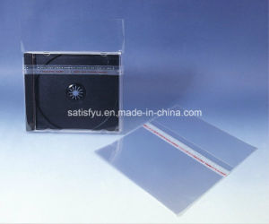 Case Made of Plastic for CD