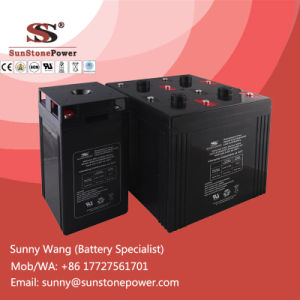 Rechargeable UPS Battery VRLA Battery 2V 3000ah Solar Battery pictures & photos