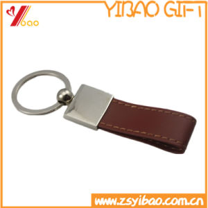 Leather Keychains Product PU Keychain pictures & photos