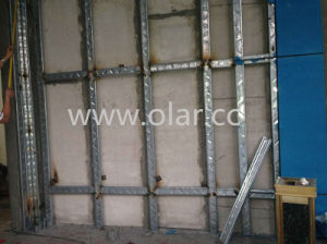 Soundproof Insulated Polyurethane EPS Sandwich Panel for Prefab Building pictures & photos