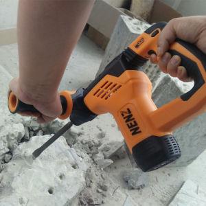 "Nenz 900W AC 1-3/16"" SDS Plus Demolition Hammer (NZ30-02) pictures & photos"