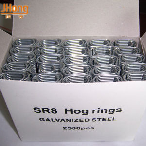 Factory Finished C Ring Hog Ring for Pocket Spring Mattress pictures & photos