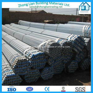 Hot Dipped Galvanized Steel Pipes HDG Pipes (ZL-HDGP) pictures & photos