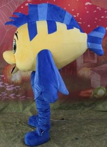 Aquarium Fish Mascot Costume for Adult Fish Costumes